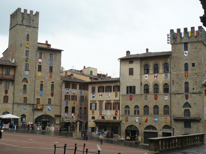Hotel Piero della Francesca – Storia dormire alloggiare ad Arezzo